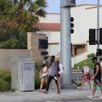 Hundreds flock to Orange County, Huntington Beach.