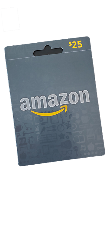 Who Should Win the Amazon Gift Card?