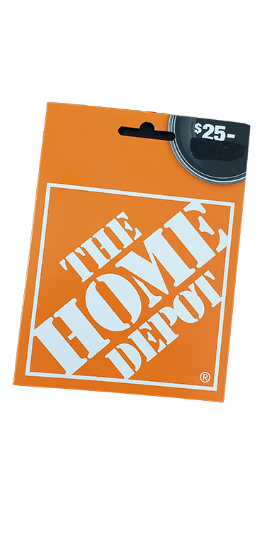 Who Should Win the Home Depot Gift Card?
