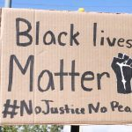 George Floyd /BLM protest continue in Murrieta.