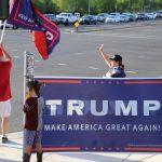 Trump Rally Comes to Murrieta.